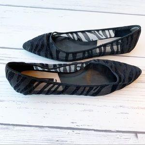 ZARA Ballet Flats Shoes